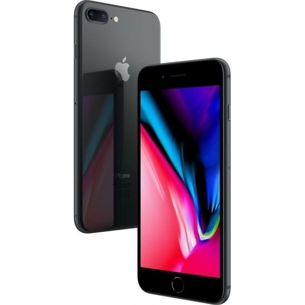 Apple iPhone 8 Plus  (64GB) - Black