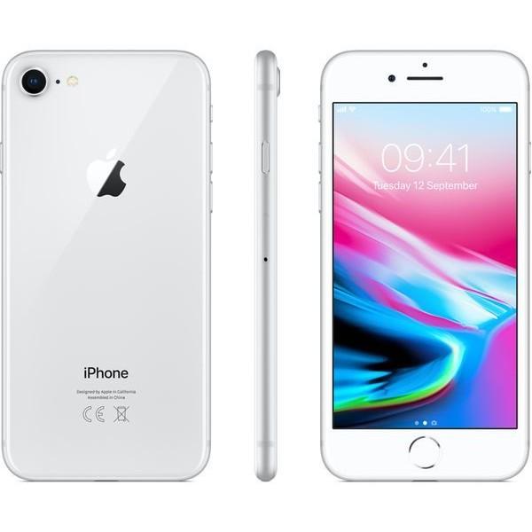 Apple iPhone 8 (64GB) - White