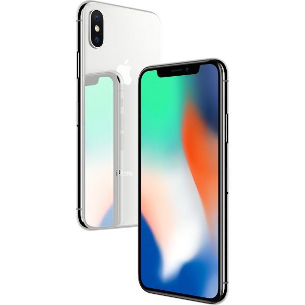 Apple iPhone X (64GB) - White